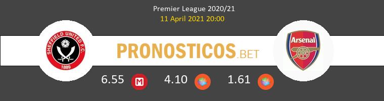 Sheffield United vs Arsenal Pronostico (11 Abr 2021) 1
