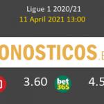 Stade Rennais vs Nantes Pronostico (11 Abr 2021) 7