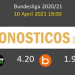 Stuttgart vs Dortmund Pronostico (10 Abr 2021) 5