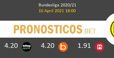 Stuttgart vs Dortmund Pronostico (10 Abr 2021) 4