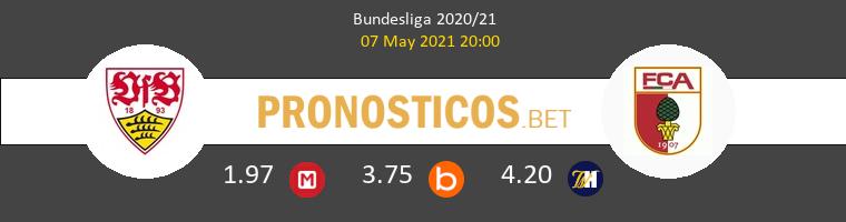 Stuttgart vs FC Augsburgo Pronostico (7 May 2021) 1