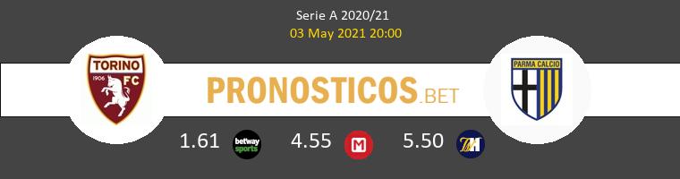 Torino vs Parma Pronostico (3 May 2021) 1