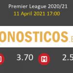 Tottenham Hotspur vs Manchester United Pronostico (11 Abr 2021) 5