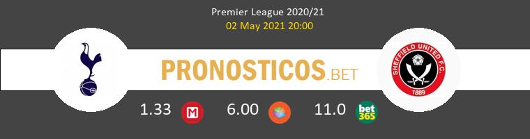 Tottenham Hotspur vs Sheffield United Pronostico (2 May 2021) 1