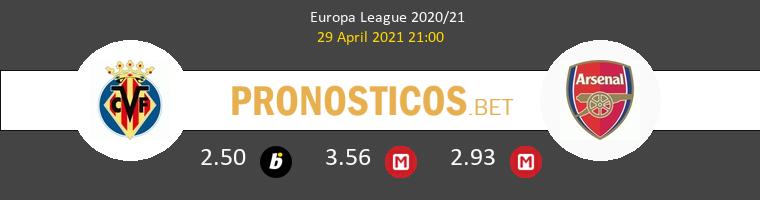 Villarreal vs Arsenal Pronostico (29 Abr 2021) 1