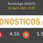 Werder Bremen vs Red Bull Leipzig Pronostico (10 Abr 2021) 7