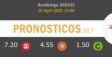 Werder Bremen vs Red Bull Leipzig Pronostico (10 Abr 2021) 5