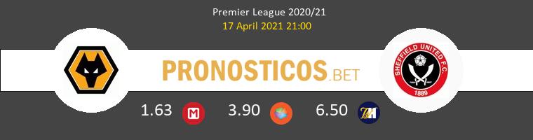 Wolverhampton vs Sheffield Pronostico (17 Abr 2021) 1