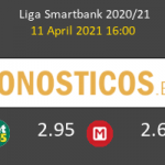 Zaragoza vs Almería Pronostico (11 Abr 2021) 7