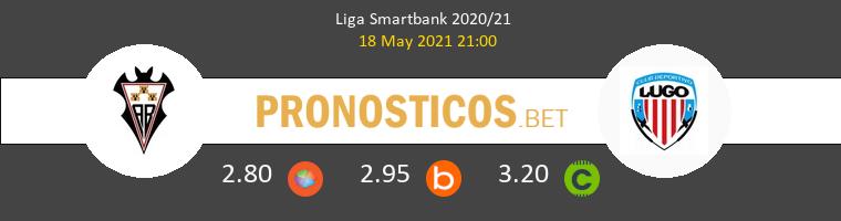 Albacete vs Lugo Pronostico (18 May 2021) 1