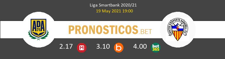 Alcorcón vs Sabadell Pronostico (19 May 2021) 1