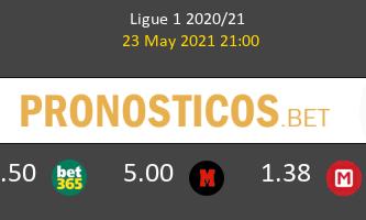 Angers SCO vs Lille Pronostico (23 May 2021) 2
