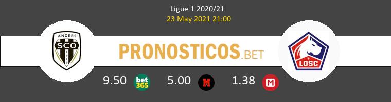 Angers SCO vs Lille Pronostico (23 May 2021) 1
