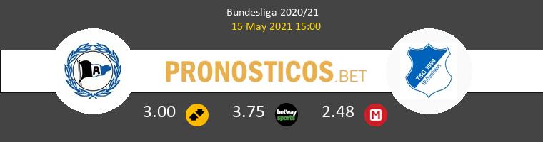 Arminia Bielefeld vs Hoffenheim Pronostico (15 May 2021) 1