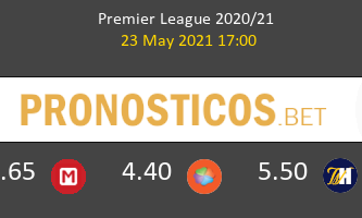 Arsenal vs Brighton & Hove Albion Pronostico (23 May 2021) 2