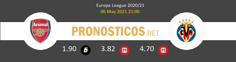 Arsenal vs Villarreal Pronostico (6 May 2021) 1