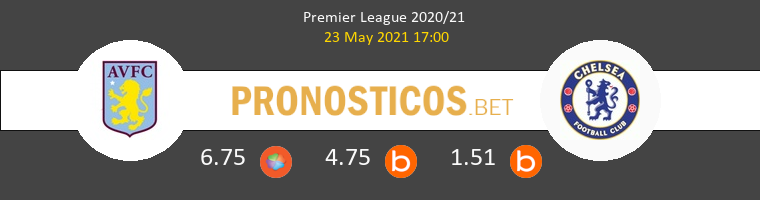 Aston Villa vs Chelsea Pronostico (23 May 2021) 1