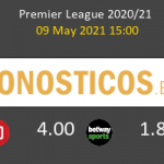 Aston Villa vs Manchester United Pronostico (9 May 2021) 7