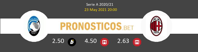 Atalanta vs AC Milan Pronostico (23 May 2021) 1