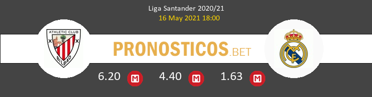 Athletic vs Real Madrid Pronostico (16 May 2021) 1
