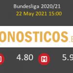 Borussia Dortmund vs Leverkusen Pronostico (22 May 2021) 2