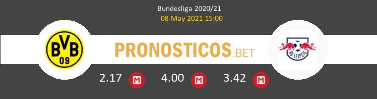 Borussia Dortmund vs RB Leipzig Pronostico (8 May 2021) 1