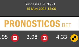 Leverkusen vs Union Berlin Pronostico (15 May 2021) 2