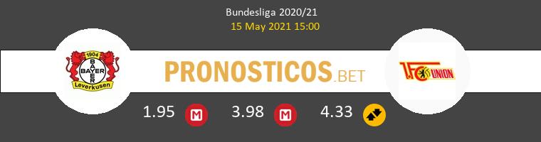 Leverkusen vs Union Berlin Pronostico (15 May 2021) 1