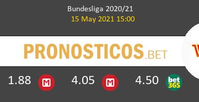 Bayer Leverkusen vs Union Berlin Pronostico (15 May 2021) 4