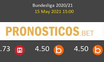 B. Mönchengladbach vs Stuttgart Pronostico (15 May 2021) 3