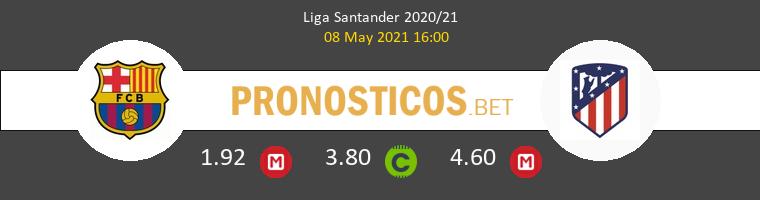 Barcelona vs Atlético de Madrid Pronostico (8 May 2021) 1