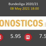Bayern vs B. Mönchengladbach Pronostico (8 May 2021) 5