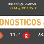 Bayern Munchen vs FC Augsburg Pronostico (22 May 2021) 5