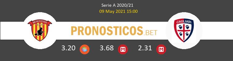 Benevento vs Cagliari Pronostico (9 May 2021) 1