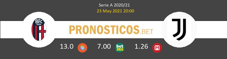 Bologna vs Juventus Pronostico (23 May 2021) 1