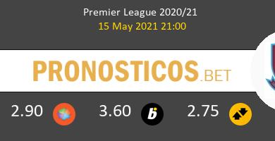 Brighton Hove Albion vs West Ham Pronostico (15 May 2021) 6