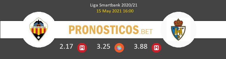 CD Castellón vs Ponferradina Pronostico (15 May 2021) 1