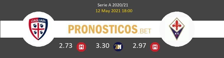 Cagliari vs Fiorentina Pronostico (12 May 2021) 1