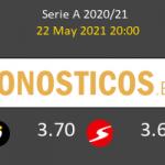 Cagliari vs Génova Pronostico (22 May 2021) 7
