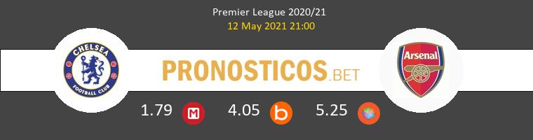 Chelsea vs Arsenal Pronostico (12 May 2021) 1