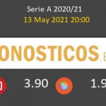 Crotone vs Hellas Verona Pronostico (13 May 2021) 2