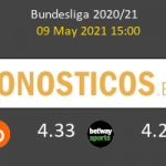 Eintracht Frankfurt vs Mainz 05 Pronostico (9 May 2021) 3