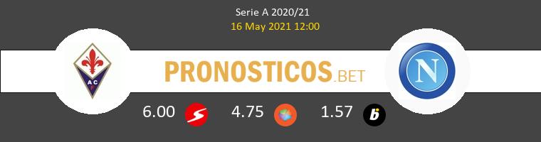 Fiorentina vs Nápoles Pronostico (16 May 2021) 1