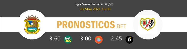 Fuenlabrada vs Rayo Vallecano Pronostico (16 May 2021) 1