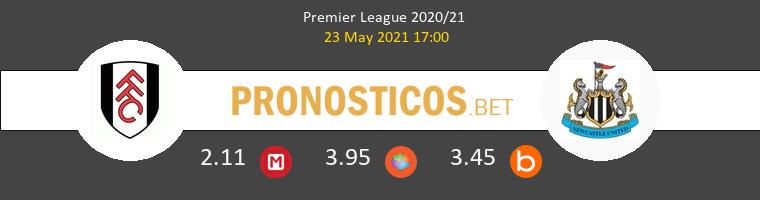 Fulham vs Newcastle Pronostico (23 May 2021) 1
