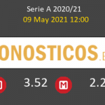 Génova vs Sassuolo Pronostico (9 May 2021) 6
