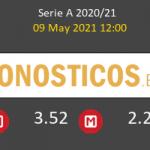 Génova vs Sassuolo Pronostico (9 May 2021) 6
