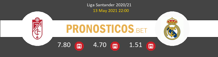 Granada vs Real Madrid Pronostico (13 May 2021) 1