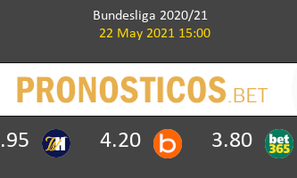 Hoffenheim vs Hertha Berlin Pronostico (22 May 2021) 3