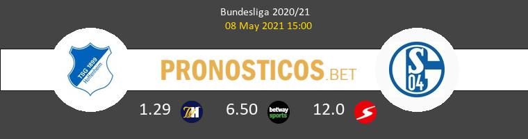 Hoffenheim vs Schalke 04 Pronostico (8 May 2021) 1